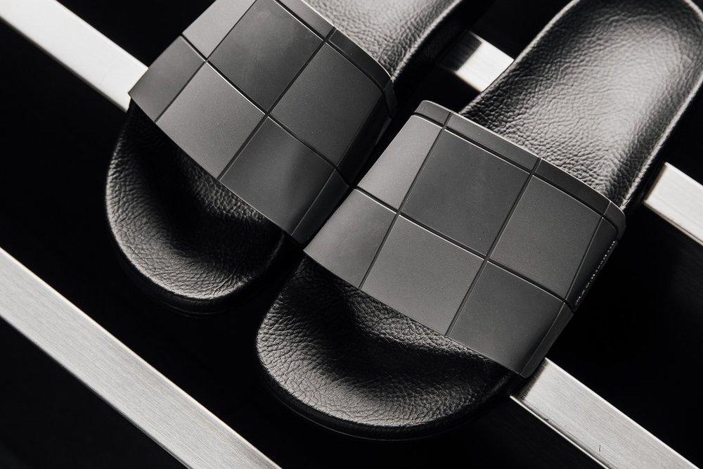 fa00ed2f1fc1 On Sale  Raf Simons x adidas Adilette Sport Slides