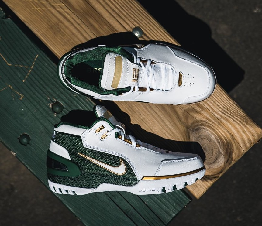 c502cba97e4 Now Available: Nike Air Zoom Generation