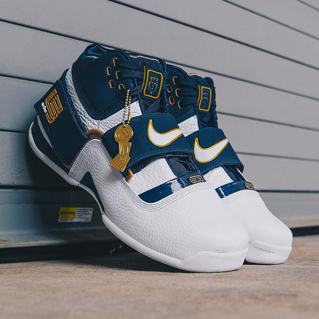 low priced bb197 95cf1 Restock: Nike LeBron Soldier 1