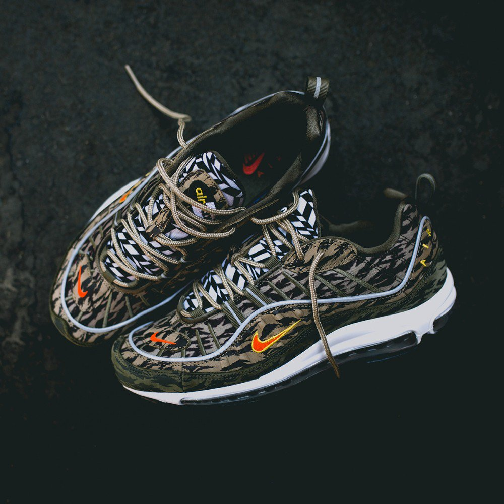 0bb5eb8ccb Now Available: Nike Air Max 98 AOP