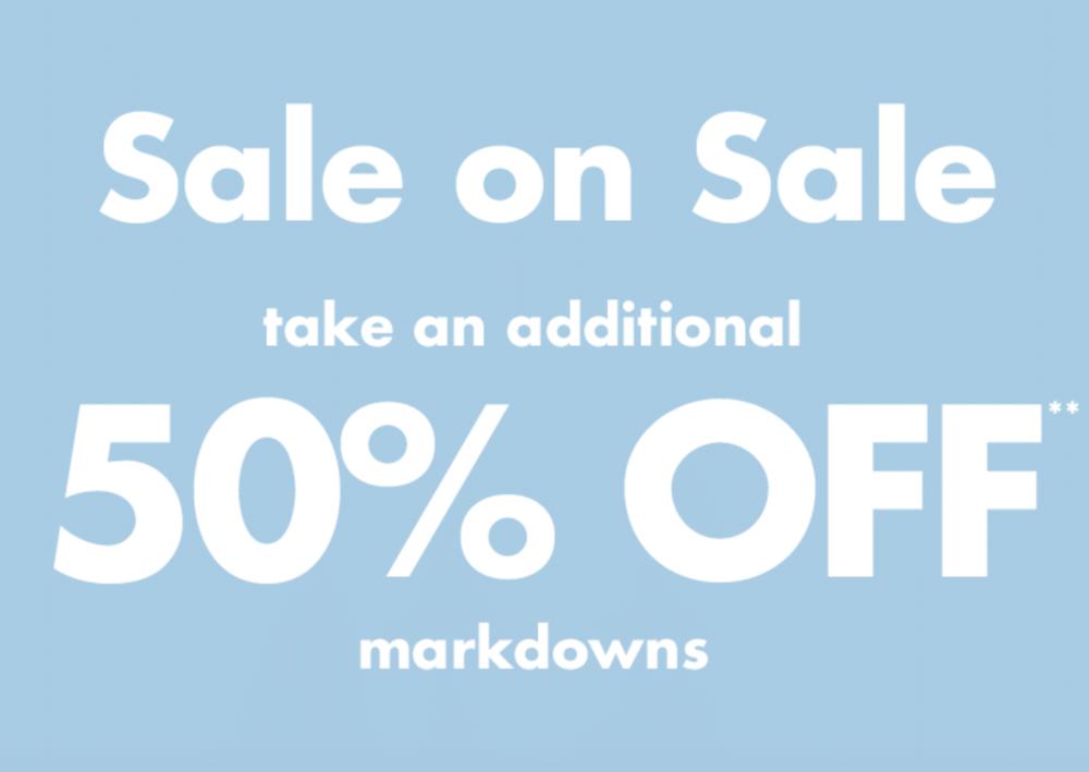 3407426943780 Summer Sale  Extra 50% OFF Sale Items via Pacsun — Sneaker Shouts
