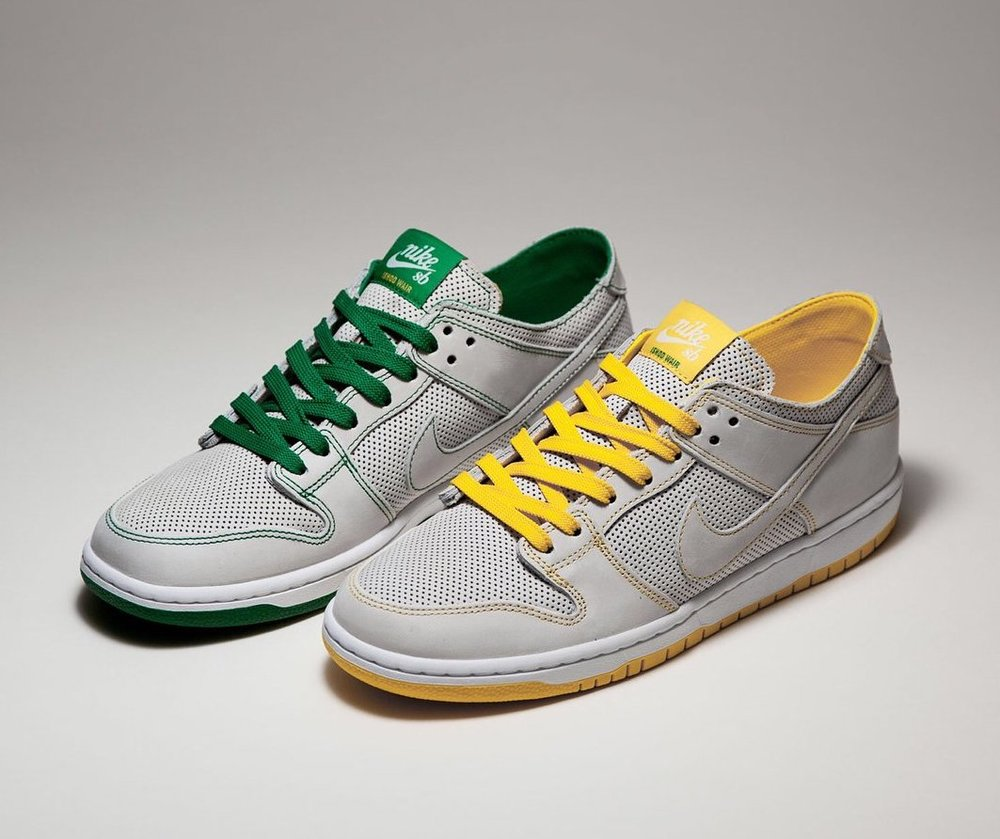 promo code 3debe 6701b Now Available  Ishod Wair x Nike SB Dunk Low Pro
