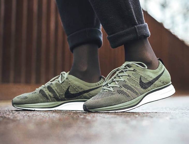 4ae11a633e2cb low price now available nike flyknit trainer olive 8b61f 6d014