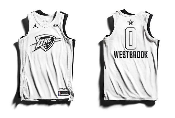 dc651dc6d52 50% OFF 2018 Nike NBA All Star Jerseys — Sneaker Shouts