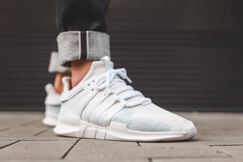 reputable site ee84e 5a734 On Sale Parley x adidas EQT Support ADV