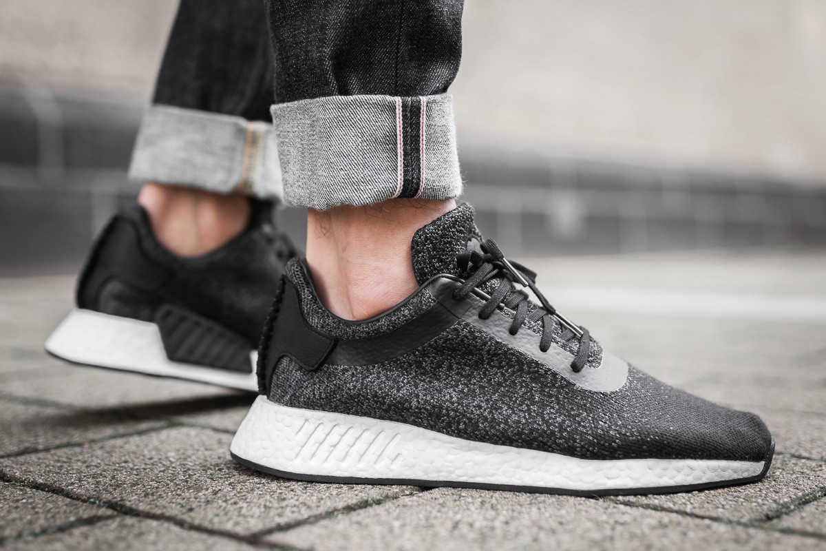 best value 1c930 76192 On Sale: Wings + Horns x adidas NMD R2