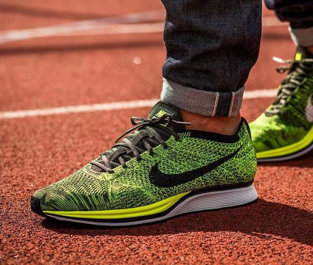 52e44d29308c On Sale  Nike Flyknit Racer