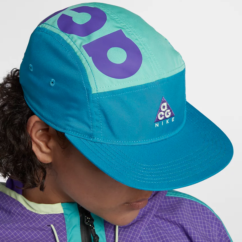 Now Available  Nike ACG AW84 Panel Hat — Sneaker Shouts 45a30c38662