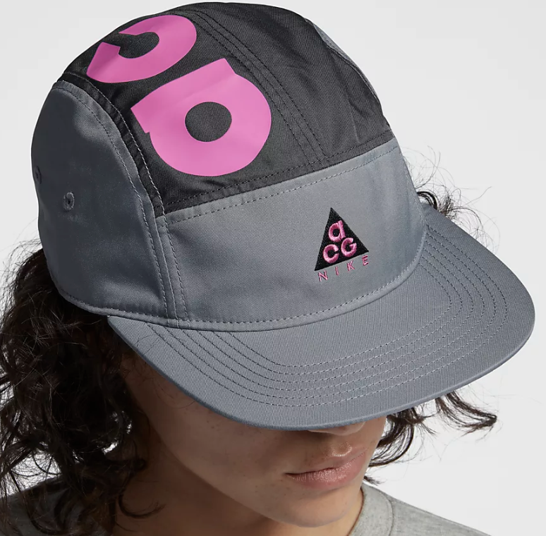 Now Available  Nike ACG AW84 Panel Hat — Sneaker Shouts e87cb392789