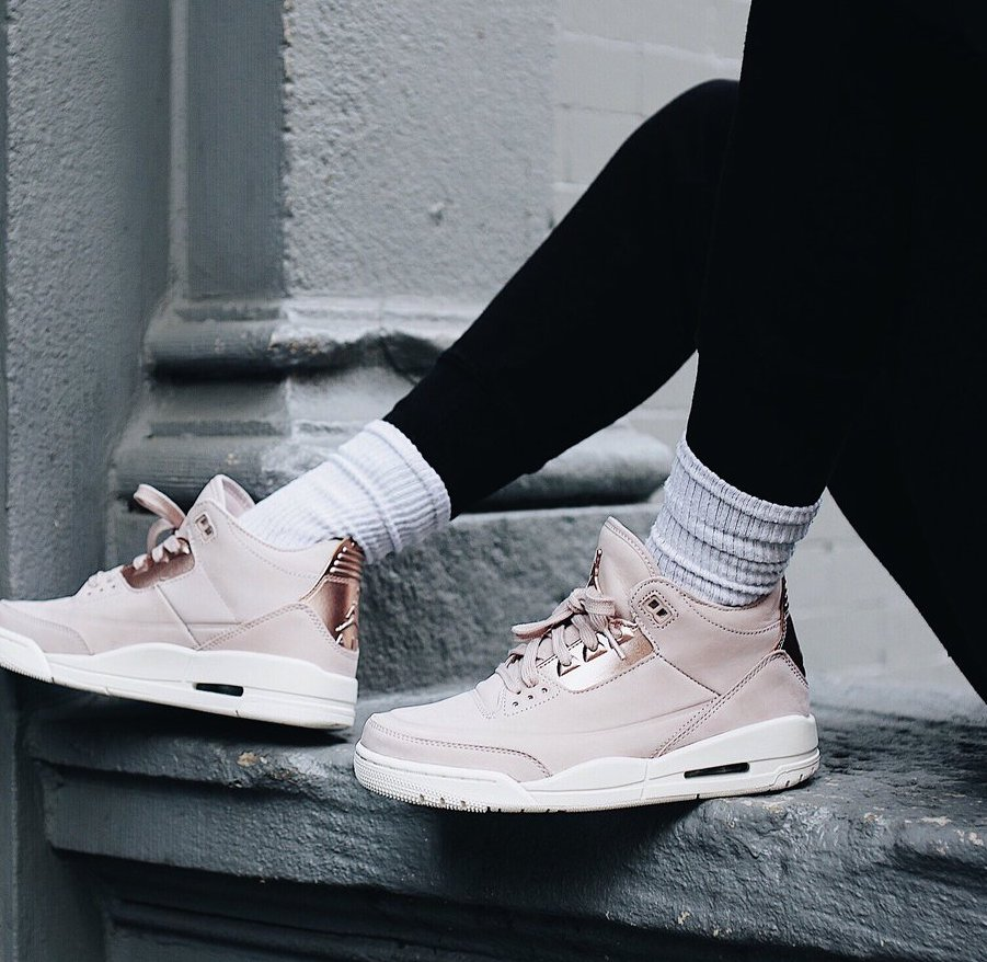 a0c3a3dce07600 Restock  Women s Air Jordan 3 Retro