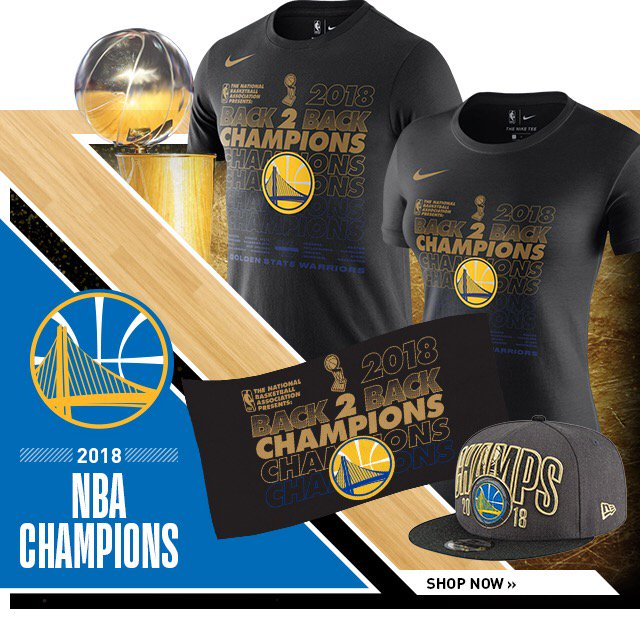 995b81d40dc Now Available  2018 Golden State Warriors NBA Champions Apparel ...