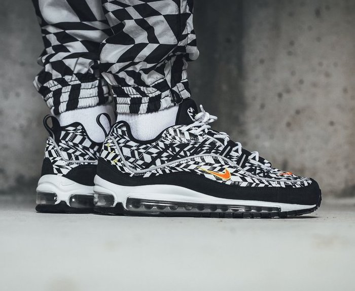 fbafd1117cefe On Sale  Nike Air Max 98 AOP