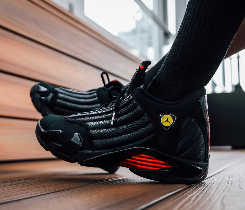 Now Available: Air Jordan 14 Retro