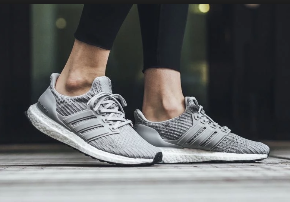 c41326136 Women s Grey Adidas Ultra Boost Sneakers Womens Ultra Boost Grey ...