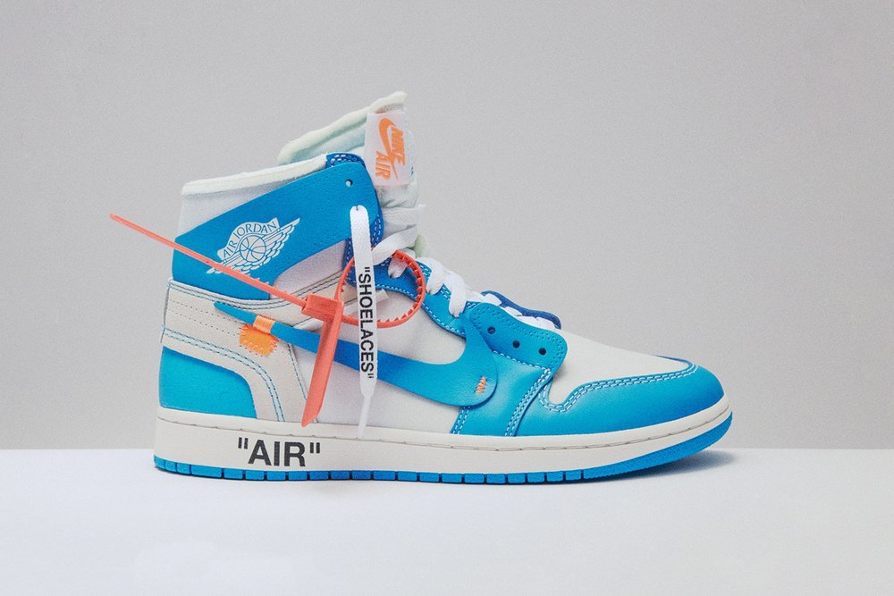 7d2cf3a9 Win the OFF-WHITE x Air Jordan 1 High