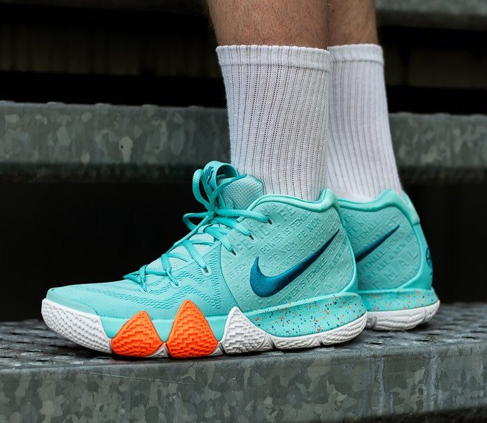 reputable site 01fde 0ca90 Now Available: Nike Kyrie 4