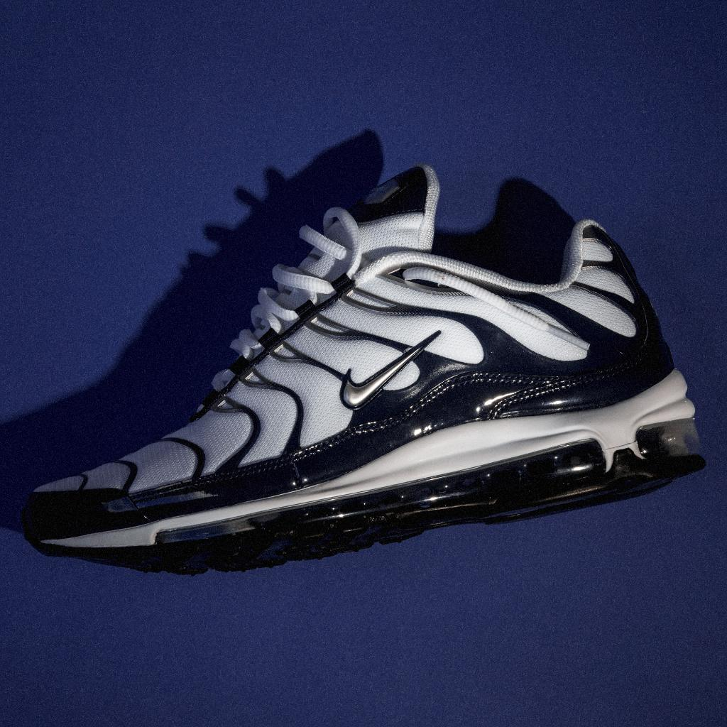Now Available: Nike Air Max 97 Plus Silver Shark </div>             </div>   </div>       </div>     <div class=