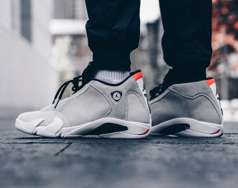a8e7ed0885e On Sale: Air Jordan 14 Retro