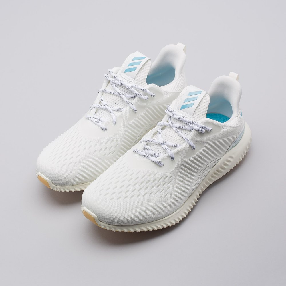purchase cheap 99ec5 ae80f On Sale Parley x adidas AlphaBounce