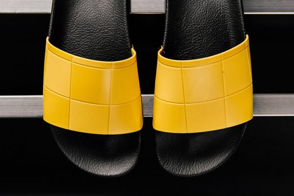 4e4591689ff5 On Sale: Raf Simons x adidas Adilette Slide