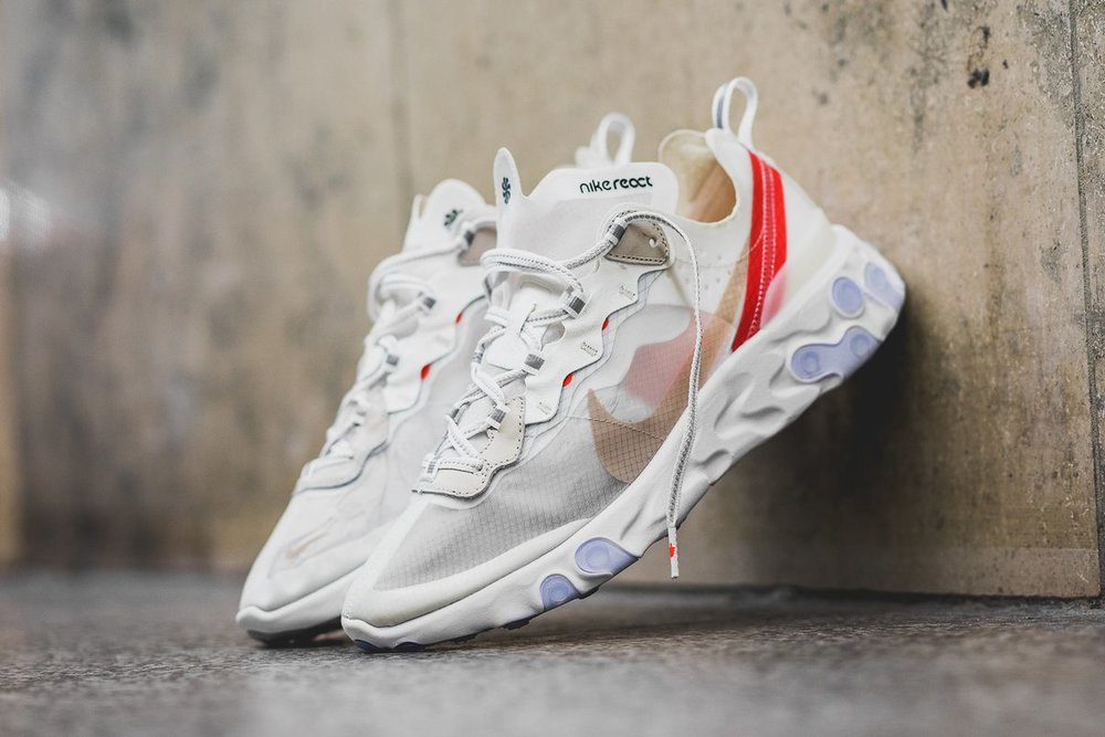 Now Available Nike React Element 87