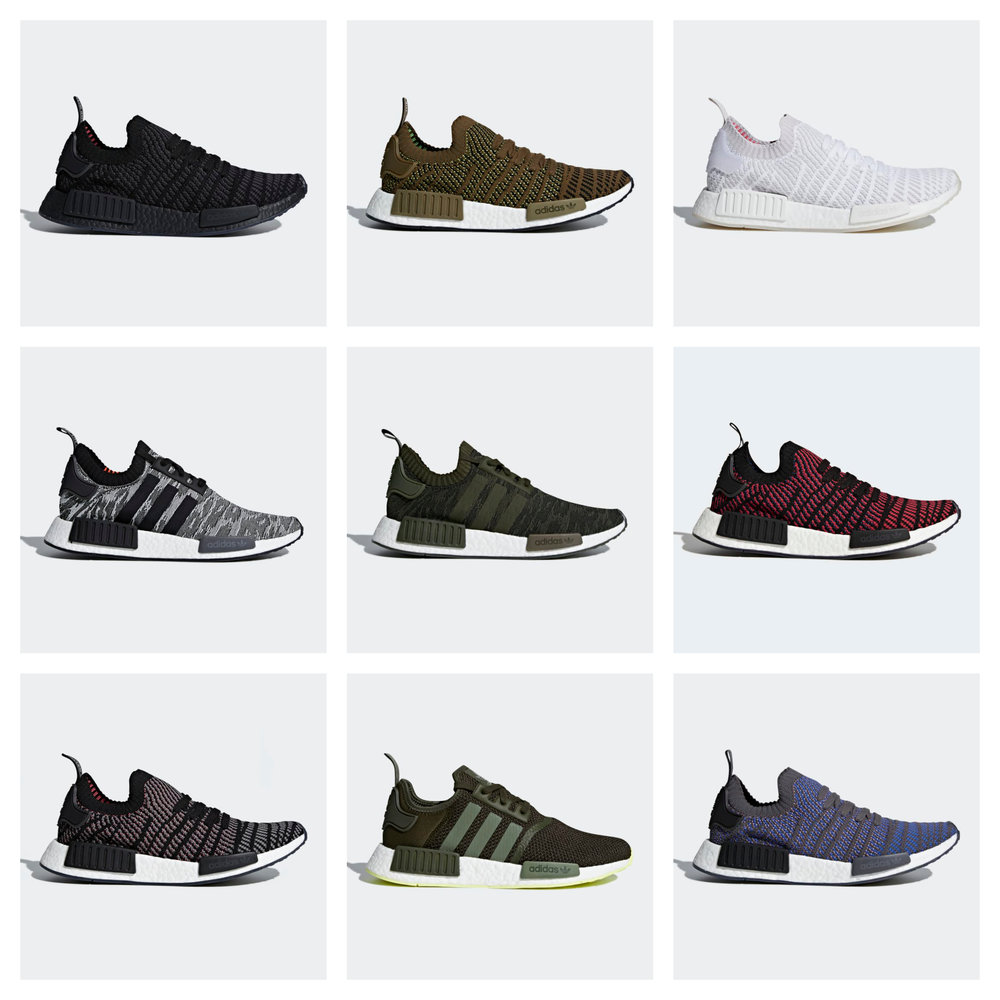 256a05e36733d1 50% OFF + FREE shipping on adidas NMD R1 Colorways — Sneaker Shouts