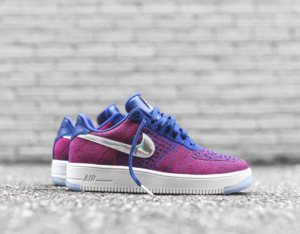 brand new 8cee7 1e417 On Sale  Nike Air Force 1 Low Flyknit