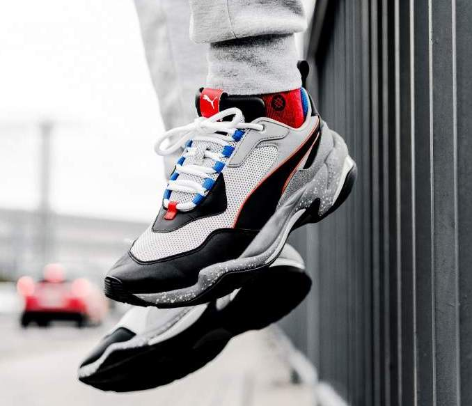 On Sale  Puma Thunder Electric