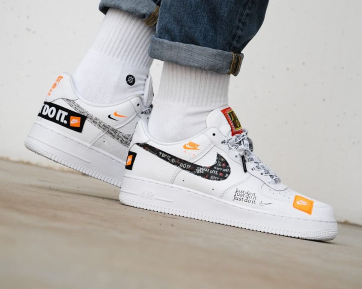 Restock: Nike Air Force 1 Low