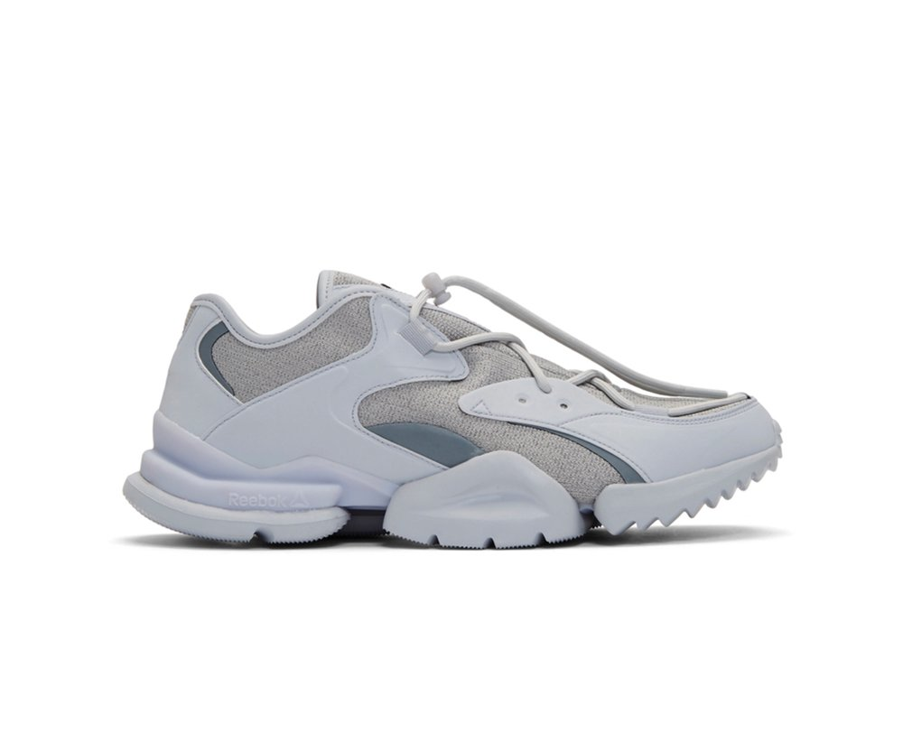 3a7be20492b Reebok Grey SSENSE Edition Runr 96 Sneakers Outlet Get To Buy HoRpjc ...