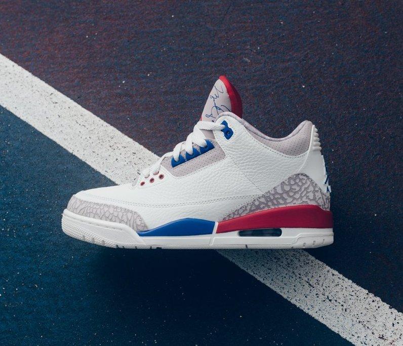Now Available: Air Jordan 3 Retro