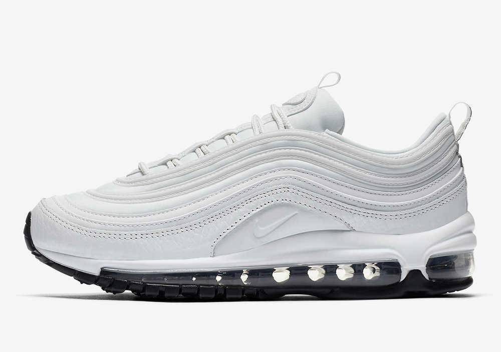 best sneakers c163e 83fe5 nike. air max 97 leather and
