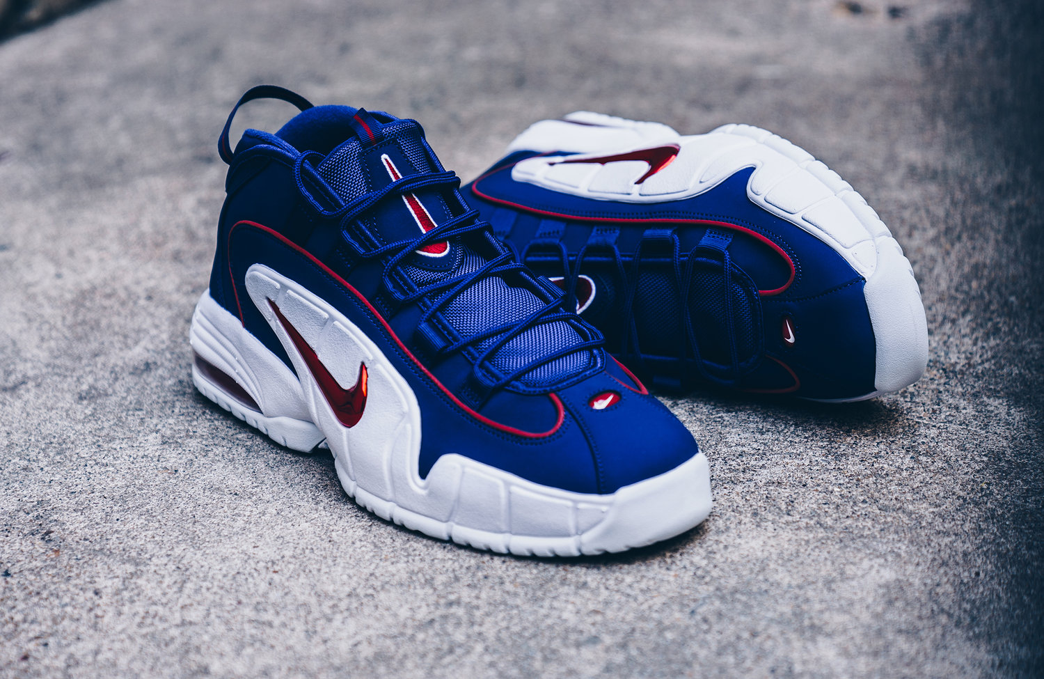 innovative design 4dd77 06fa9 Now Available: Nike Air Max Penny 1