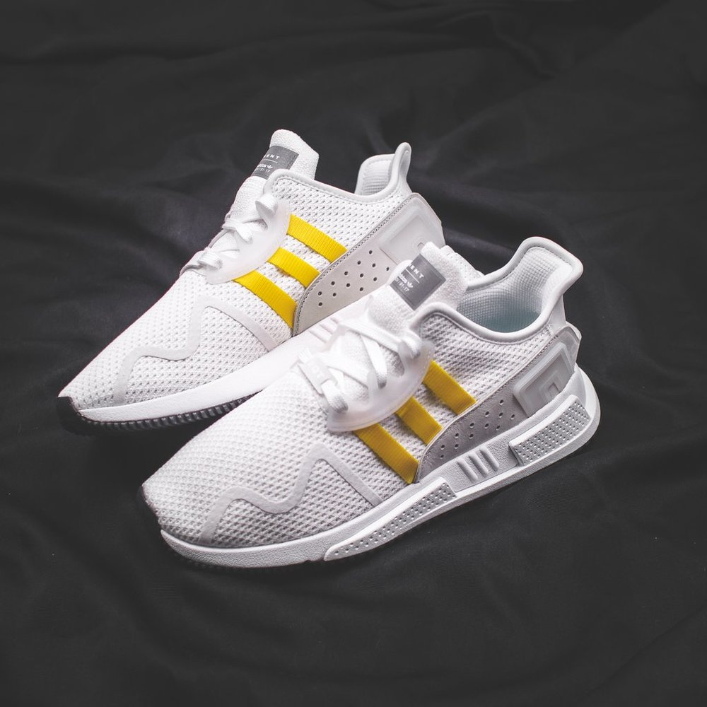 the best attitude b1360 cb64c ... coupon code for on sale adidas eqt cushion adv yellow b35ce d98e1