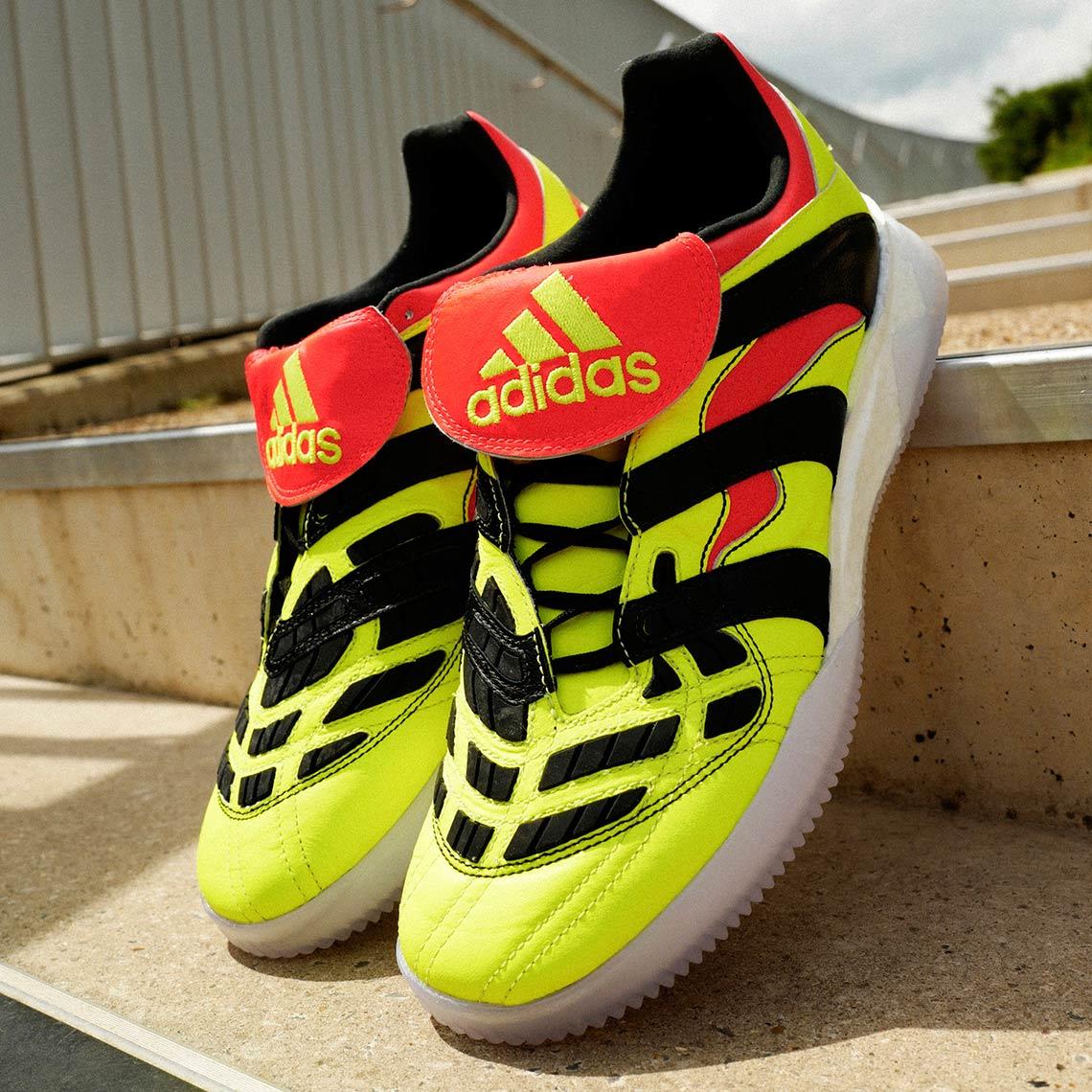 e0462457a4b8 Now Available  adidas Predator Accelerator Boost