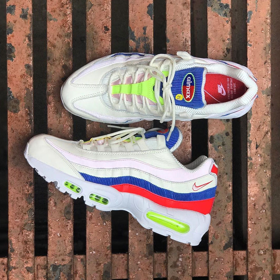 top fashion 4d1a4 f73c7 On Sale Womens Nike Air Max 95 SE