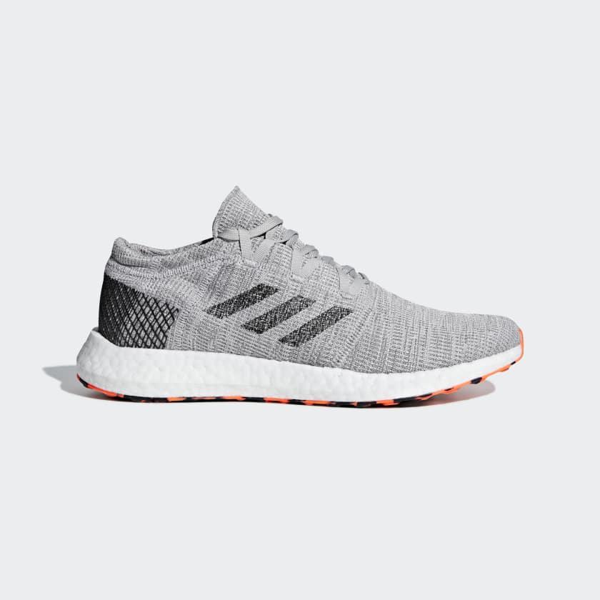 0e45baa79e Now Available: adidas PureBoost GO — Sneaker Shouts