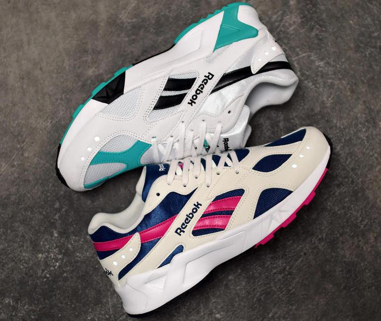 74e30849614 Now Available  Reebok Aztrek OG — Sneaker Shouts