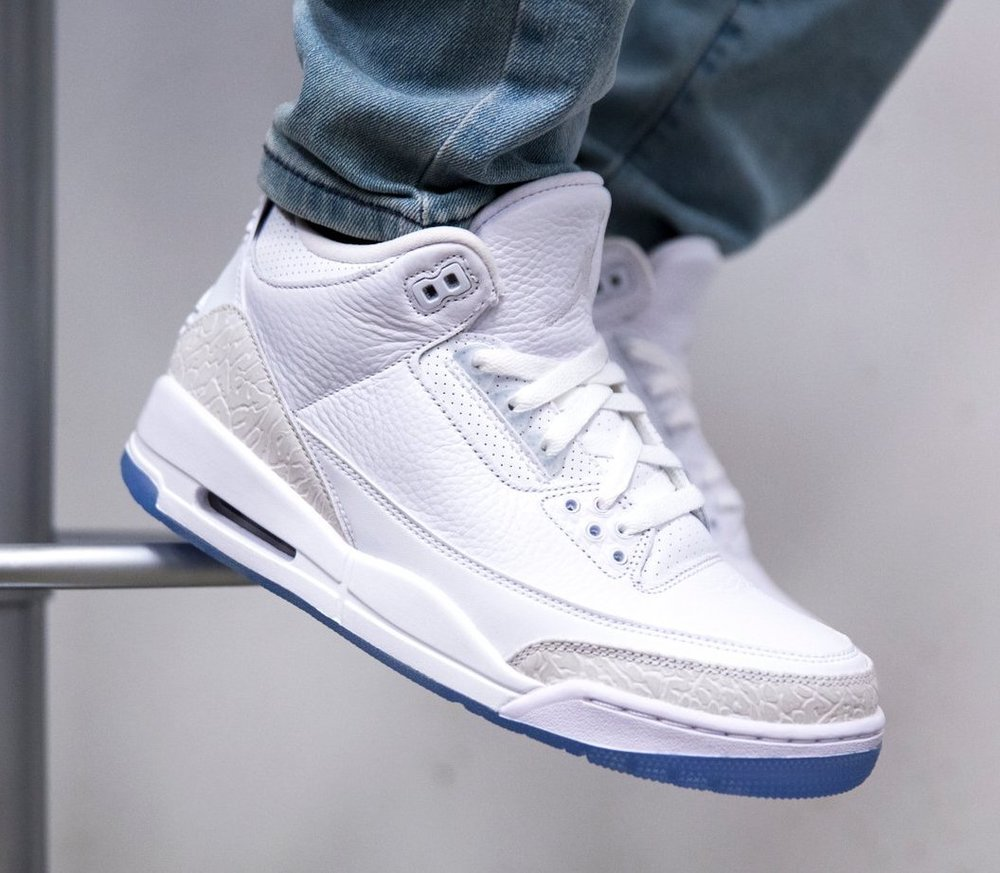 Now Available  Air Jordan 3 Retro