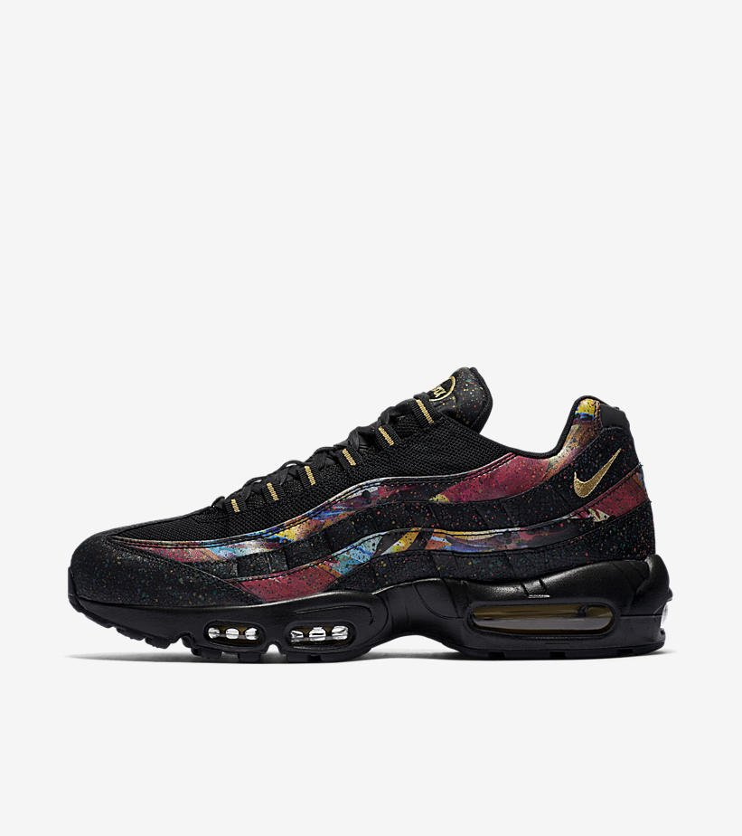 Now Available Nike Air Max 95 Galaxy Splatter