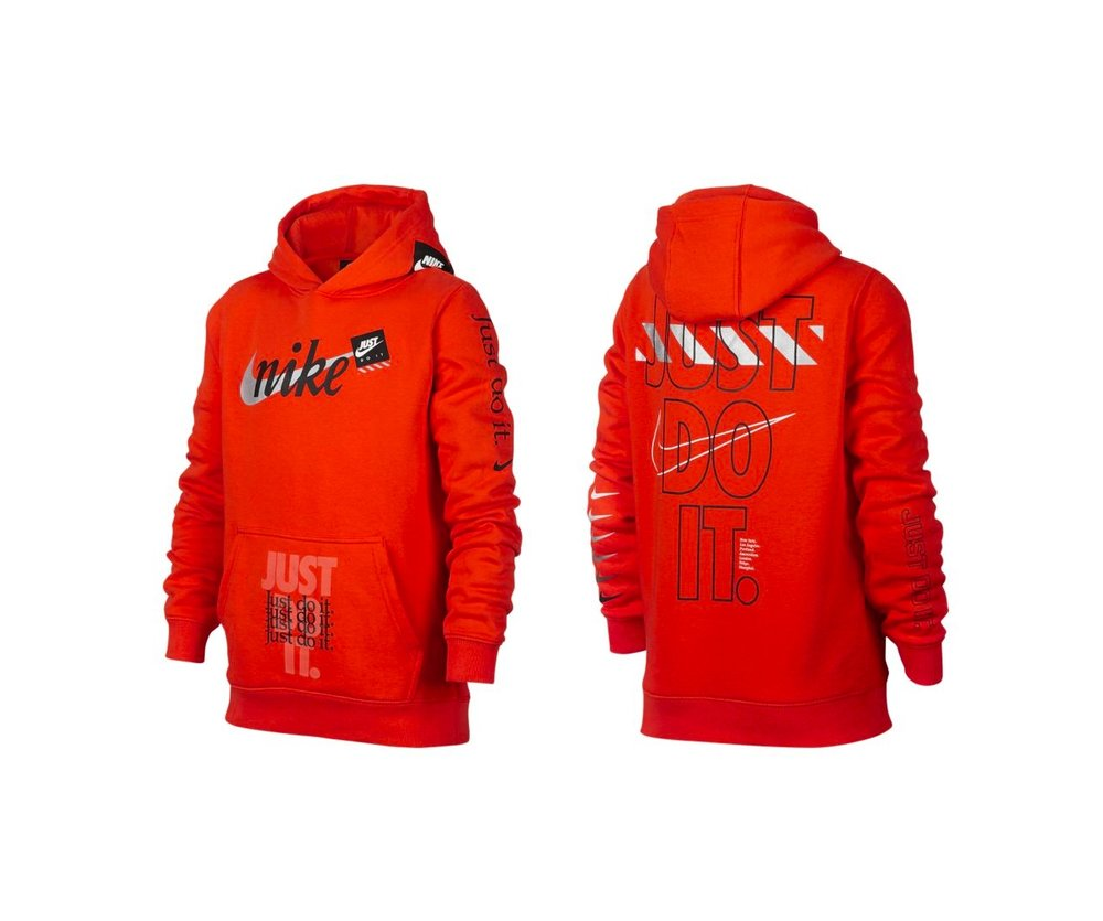 f3e27291 Now Available: Boy's Nike Just Do It Pullover Hoodie