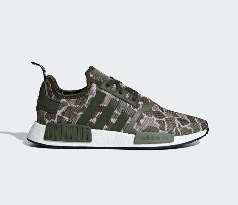 Now Available: adidas NMD R1 Duck Camo