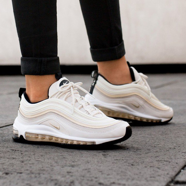Now Available Women S Nike Air Max 97 Desert Sand Sneaker Shouts