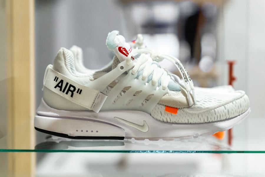 half off 898e5 9f165 Now Available  OFF-WHITE x Nike Air Presto