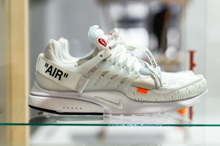huge selection of 83032 bcf19 Now Available: OFF-WHITE x Nike Air Presto