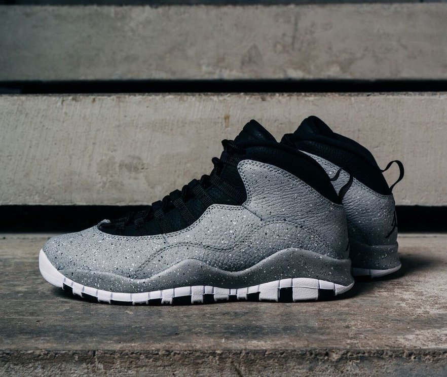 3f1163dd025bfb ... free shipping now available air jordan 10 retro cement 07753 2b681