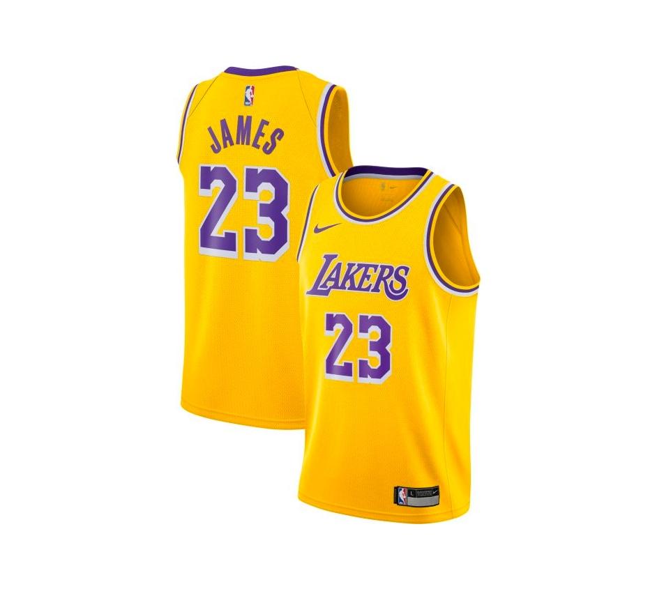 49ce8b07b On Sale  20% OFF the Youth Nike Los Angeles Lakers LeBron James Swingman  Jersey — Sneaker Shouts