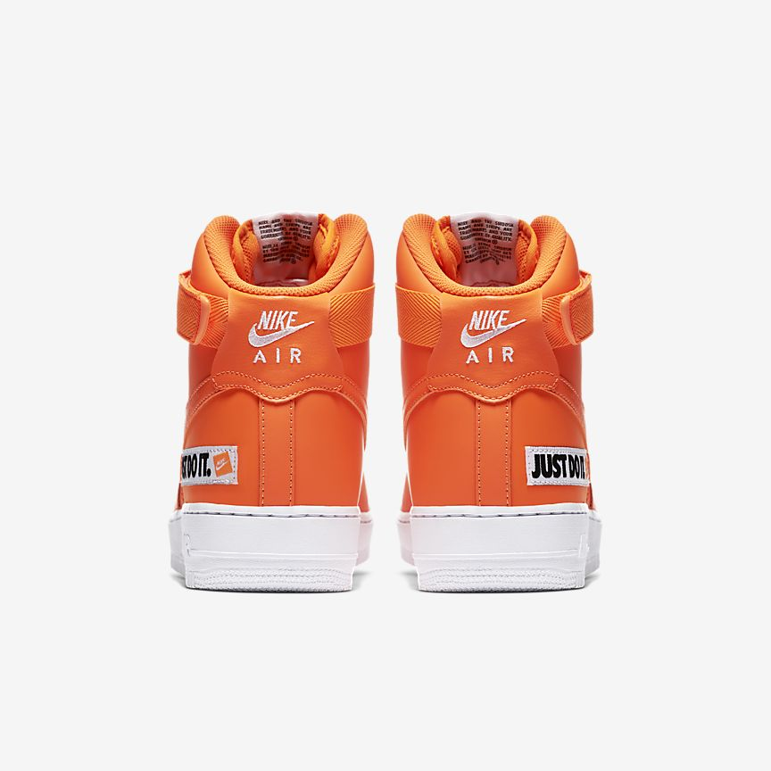 f38c6a87996 Now Available  Nike Air Force 1 High Just Do It