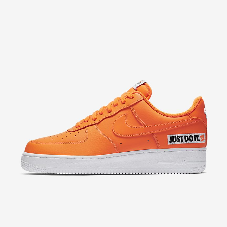 sale retailer ffc5d f8d4e Now Available  Nike Air Force 1 Low Just Do It