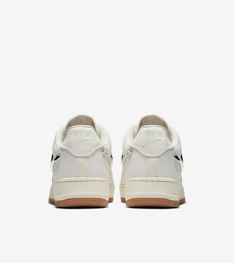 0ef99e7258e8 Now Available  Travis Scott x Nike Air Force 1 Low